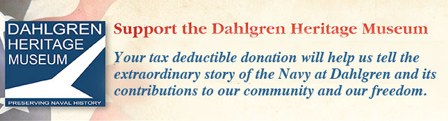 Graphic of the Dahlgren Museum logo